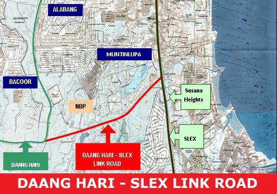Daang Hari – SLEX Link Road Project Boosts Bellefort Estates in Cavite