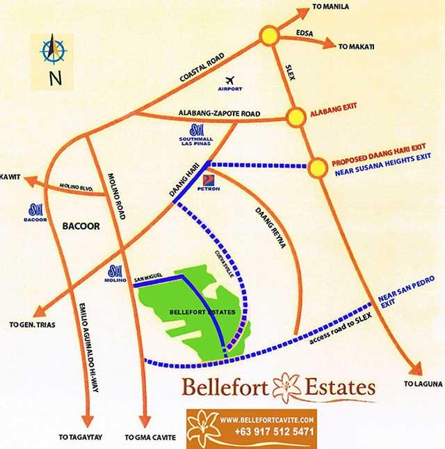 Charlotte At Bellefort Estates House For Sale In Bacoor